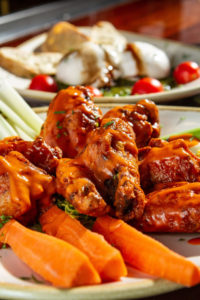 Photo of our traditional wings
