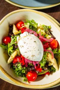 Photo of our Arthur Avenue Salad