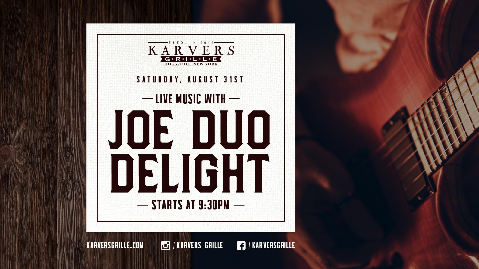 Joe Duo Delight