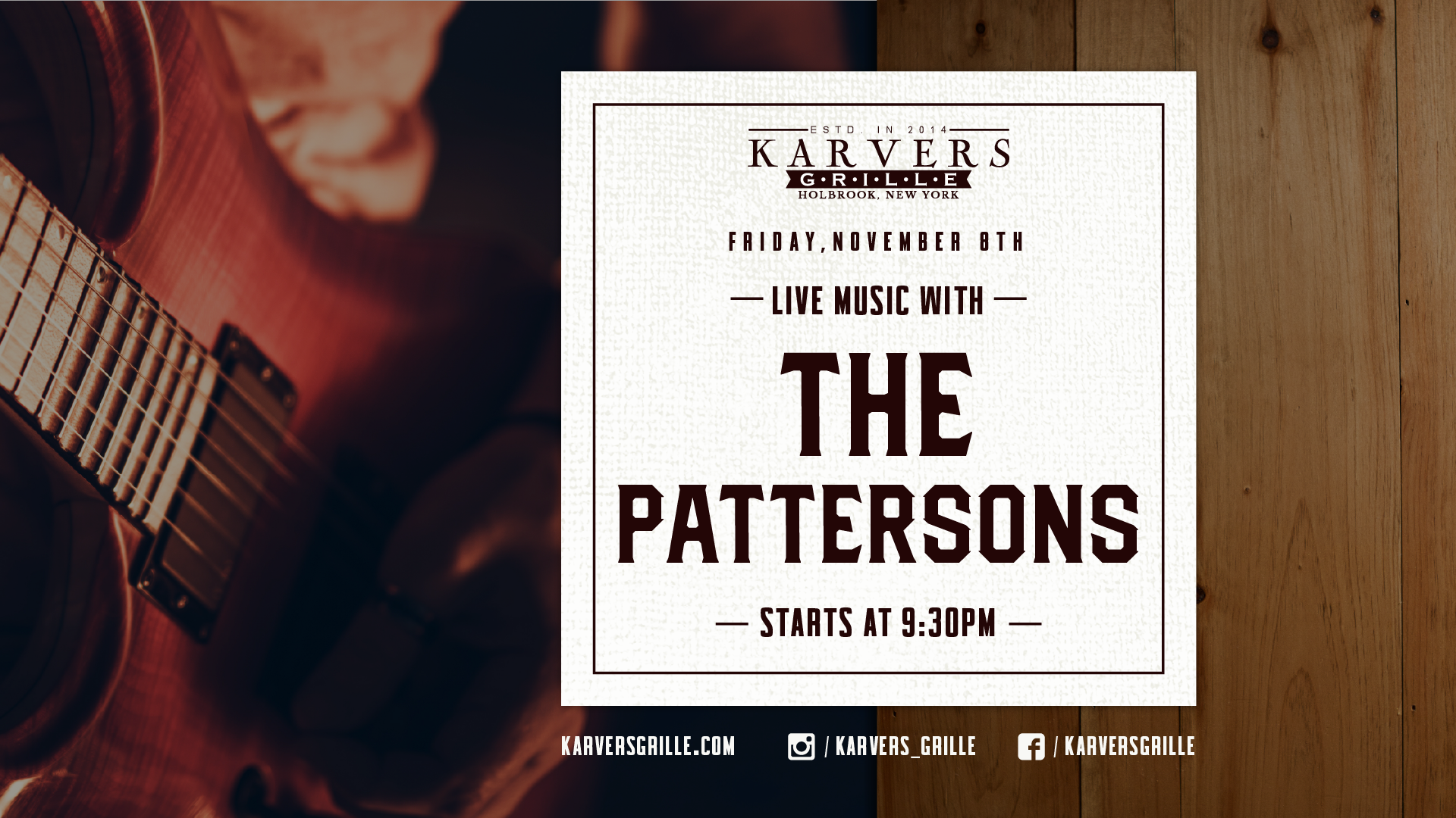 The Pattersons